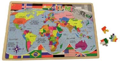 Image de Il mondo, puzzle grande