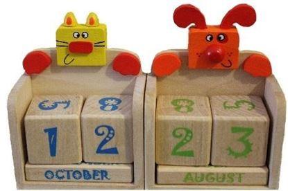 Bild von Calendario a cubi