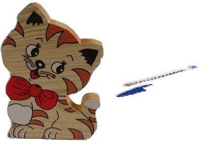 Immagine di Gatto porta matita