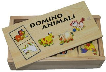 Picture of Animal dominoes