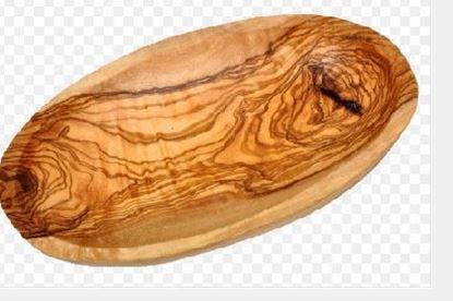 Bild von portasapone in legno d'ulivo portasapone