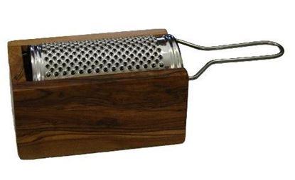 Bild von Grattugia in legno di ulivo