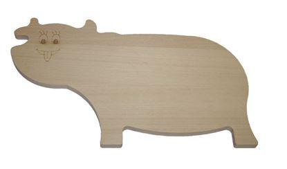 Image de Tagliere in legno mucca