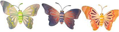 Immagine di Farfalle decorative