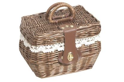 Picture of Kindergarden wicker Meal container