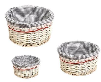Immagine di cesta per biancheria